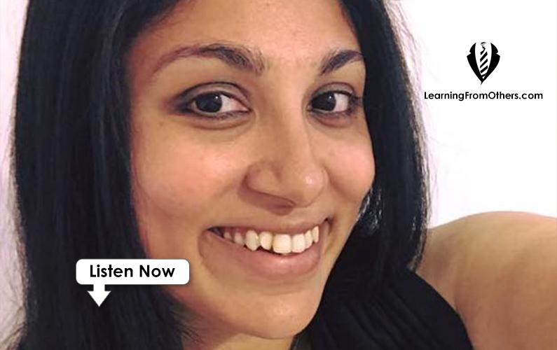 Ginni Saraswati: Using Podcasts to Build a Brand
